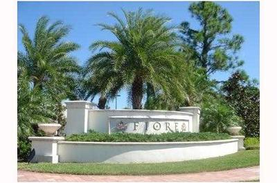 Palm Beach Gardens Condo For Sale: 8305 Myrtlewood Circle W #8305