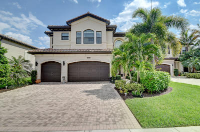 Delray Beach Single Family Home Contingent: 8974 Little Falls Way