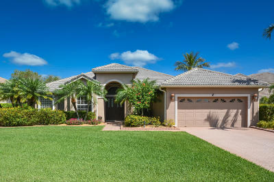 Boca Raton Single Family Home For Sale: 21546 Halstead Drive