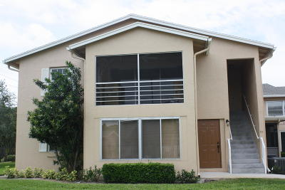 Palm Beach Gardens Condo For Sale: 12346 Alternate A1a #K7