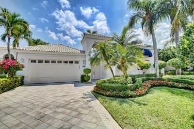 Boca Raton FL Single Family Home For Sale: $1,079,000