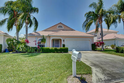 Stuart Single Family Home For Sale: 4306 SE Scotland Cay Way
