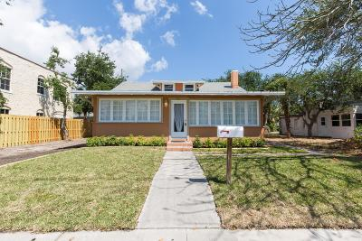 Lake Worth Single Family Home For Sale: 204 5th Avenue S
