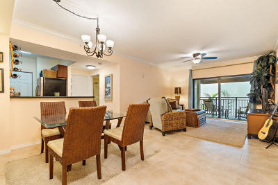 Palm Beach Gardens Condo For Sale: 4907 Midtown Lane #1302