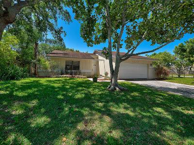 Boca Raton FL Single Family Home For Sale: $312,000