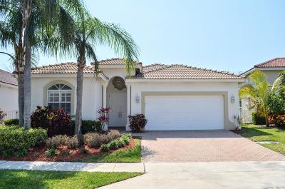 Boca Raton FL Single Family Home For Sale: $600,000