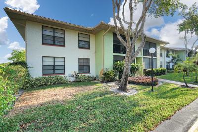 Boynton Beach Condo For Sale: 9930 Pineapple Tree Drive #112