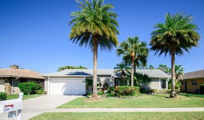 Boca Raton Single Family Home For Sale: 21636 Little Bear Lane