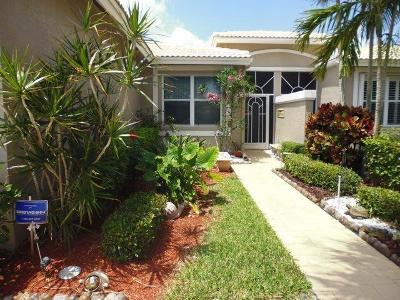 Boynton Beach Single Family Home For Sale: 10761 Royal Caribbean Circle
