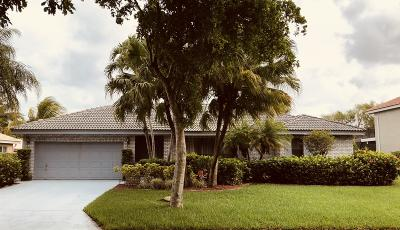 Coral Springs Single Family Home For Sale: 6048 NW 53rd Street
