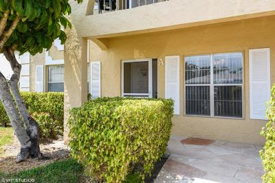 Delray Beach Condo For Sale: 13791 Flora Place #A