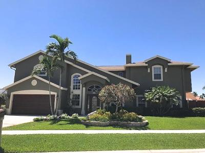 Boynton Beach Single Family Home For Sale: 6255 Madras Circle