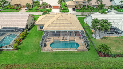 Lake Worth Single Family Home For Sale: 6790 Blue Bay Circle