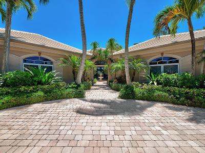 Palm Beach Single Family Home For Sale: 29 Saint George Place