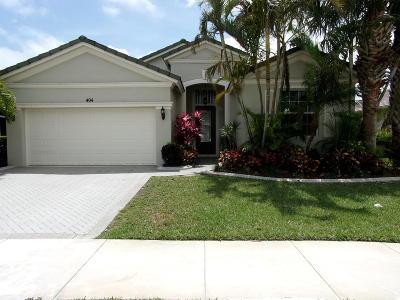 Port Saint Lucie, Saint Lucie West Single Family Home For Sale: 404 SW Talquin Lane