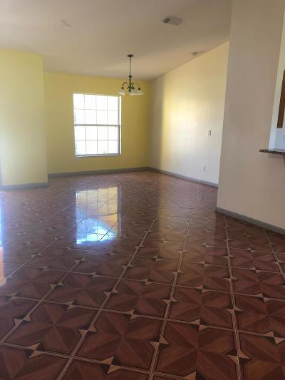 Port Saint Lucie Single Family Home For Sale: 1381 SW Wampler Avenue Se