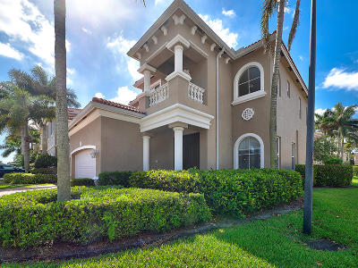 Boynton Beach Single Family Home For Sale: 4320 Key Lime Boulevard