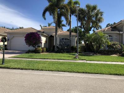 Boynton Beach Single Family Home For Sale: 6569 Southport Drive