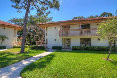 Palm Beach Gardens Condo For Sale: 123 Brackenwood Road