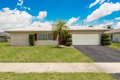 Boca Raton Single Family Home For Sale: 115 Orchard Ridge Lane