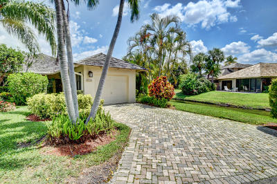 Boca Raton Single Family Home For Sale: 19389 Waters Reach Trail #1105