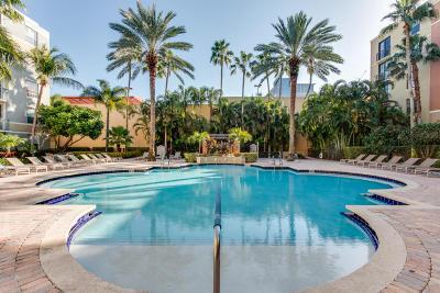 West Palm Beach Condo For Sale: 630 S Sapodilla Avenue #423