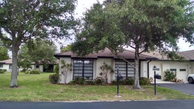 Boynton Beach Single Family Home For Sale: 4751 Storkwood Way #A