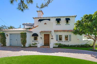 Boca Raton Single Family Home For Sale: 1470 NE 4th Court