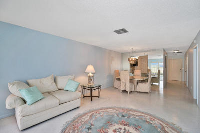Delray Beach Single Family Home For Sale: 13717 Via Aurora #C
