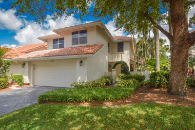 Boca Raton Single Family Home For Sale: 2163 NW 53rd Street