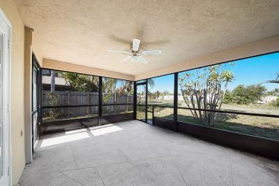 Boynton Beach Single Family Home For Sale: 3515 Barkis Avenue