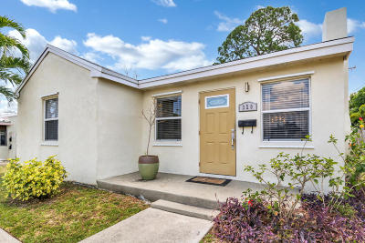 Fort Lauderdale Single Family Home For Sale: 310 SW 7th Street