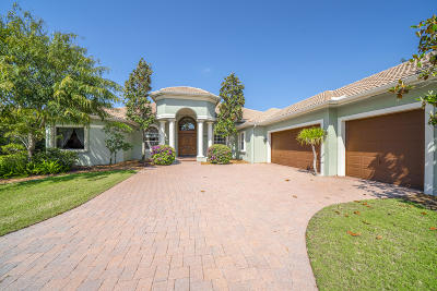 Wellington Single Family Home For Sale: 12785 Mizner Way