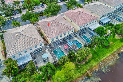 Palm Beach Gardens Townhouse For Sale: 435 Capistrano Drive Drive