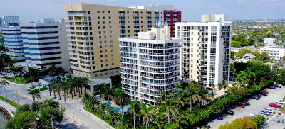 West Palm Beach Condo For Sale: 1617 Flagler Drive #302