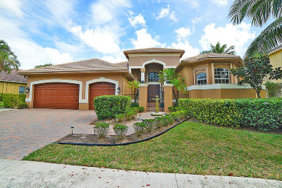 Parkland Single Family Home For Sale: 7012 NW 70 Te Terrace