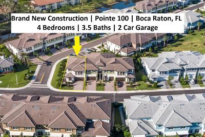 Boca Raton Condo For Sale: 23009 Clear Echo Drive #78