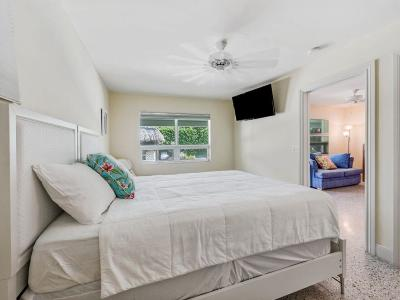 Palm Beach Shores Rental For Rent: 200 Inlet Way #5