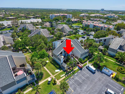 Jupiter Condo For Sale: 1605 S Us Highway 1 #14f