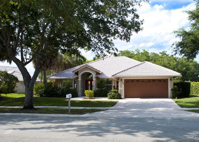Royal Palm Beach Single Family Home For Sale: 130 Cypress Cres