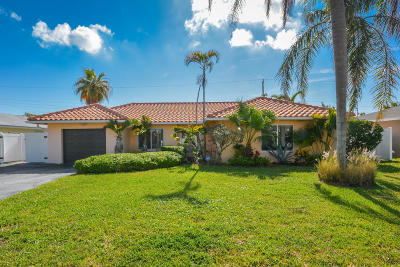 Boca Raton Single Family Home For Sale: 2750 NE 4th Drive