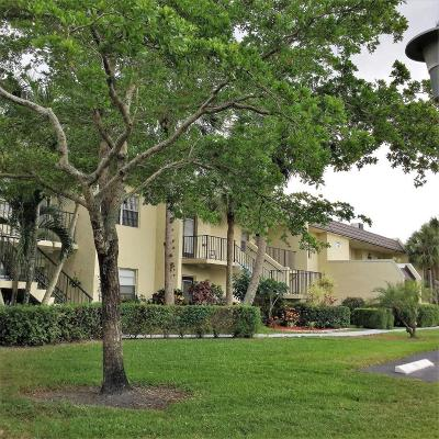 West Palm Beach Condo For Sale: 150 Lake Meryl Drive #244