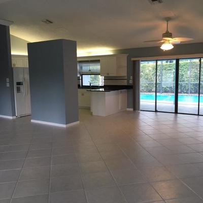 Stuart Single Family Home For Sale: 5269 SE Horseshoe Point Road