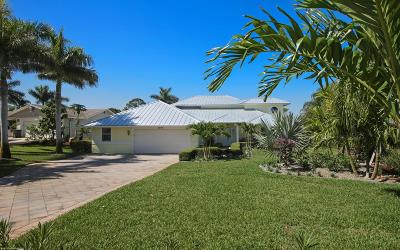 Stuart Single Family Home Contingent: 3292 SE Inlet Harbor Trail