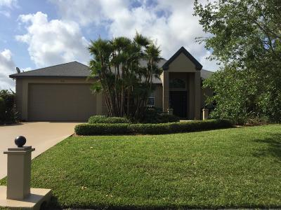 Port Saint Lucie Single Family Home For Sale: 2112 SE Bersell Road