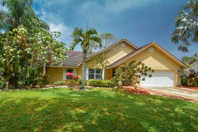 Boca Raton Single Family Home For Sale: 2419 NW 40th Circle