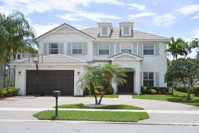 Royal Palm Beach Single Family Home For Sale: 9350 Madewood Court