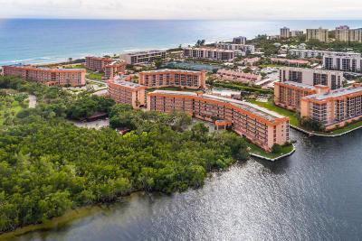 Boca Raton Condo For Sale: 2871 Ocean Boulevard #D120