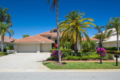 Boca Raton Single Family Home For Sale: 7108 Queenferry Circle