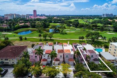 Boca Raton Single Family Home For Sale: 310 E Royal Palm Road